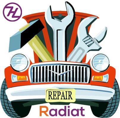 نرم افزار حسابداری یکپارچه ژانیا نسخه رادیات ویژه اتوسرویس ، کلینیک خودرو و مجتمع تعمیرگاهی