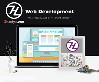طراحی صفحات وب سایت