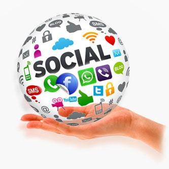شبکه های اجتماعی جدید و شبکه های اجتماعی معروف