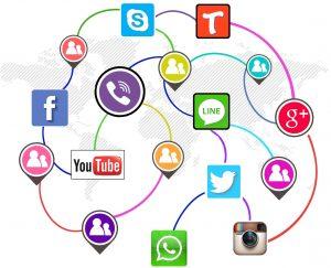 انواع شبکه های اجتماعی مجازی و شبکه های اجتماعی اندروید در ایران